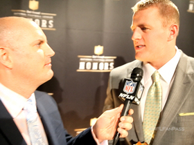 Video - NFL Fan Pass: Houston Texans defensive lineman J.J. Watt Defensive Player of the Year