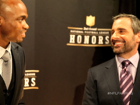 NFL Fan Pass: Steve Carell praises Peterson