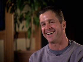 Watch: One-on-one with John Harbaugh