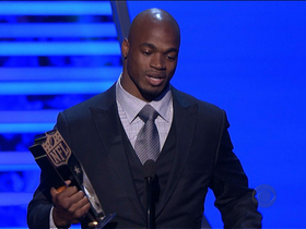 'NFL Honors': Adrian Peterson is Offensive Player of the Year