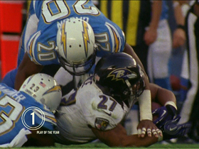 Watch: 'NFL Honors' Play of the Year: The Ravens' Fourth-and-29