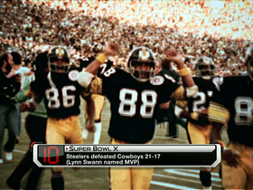 Watch: Top 10 Super Bowls