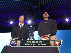 Video - What are the biggest challenges for the Harbaugh brothers?