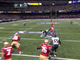 Watch: Crabtree 19-yard catch