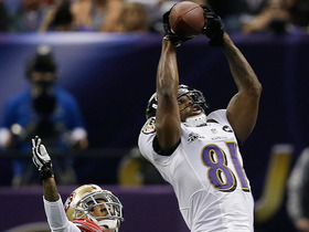 Video - Baltimore Ravens wide receiver Anquan Boldin makes amazing catch