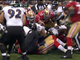 Watch: Reed intercepts Kaepernick, fight ensues