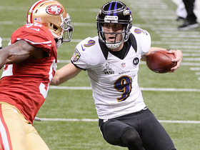 Video - Super Bowl XLVII Can't-Miss Play: San Francisco 49ers Niners not falling for any tricks as Baltimore Ravens fake field-goal atte