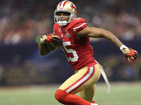 Video - Super Bowl XLVII Can't-Miss Play: San Francisco 49ers wide receiver Michael Crabtree pinballs for TD