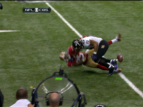 Video - Baltimore Ravens running back Ray Rice fumbles in 3rd quarter