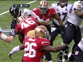 Video - San Francisco 49ers tight end Delanie Walker's outstanding tackle