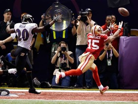 Video - Super Bowl XLVII: San Francisco 49ers comeback falls just short