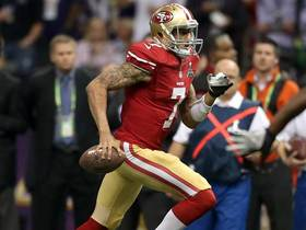 Watch: Super Bowl XLVII: Colin Kaepernick highlights