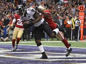 Super Bowl XLVII: Anquan Boldin highlights