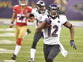 Video - Super Bowl XLVII: Jacoby Jones highlights