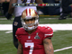 Watch: Niners fail on two-point conversion attempt