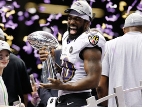 Watch: Reed on Super Bowl win: 'Exclamation point on my career'