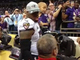 Watch: NFL Fan Pass: Suggs gets kids on field to help celebrate