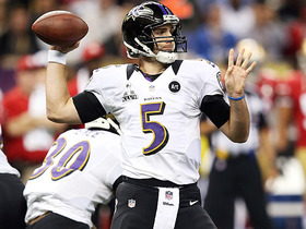 Video - Why was Baltimore Ravens quarterback Joe Flacco so successful?
