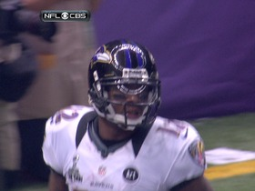 Watch: Ravens, 108-yd, kickoff return, TD