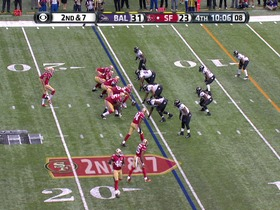 Watch: QB Kaepernick, 15-yd, run, TD