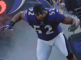 Watch: 'NFL Films Presents': The Lewis dance