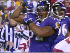 Watch: 'NFL Films Presents': The Ray Lewis flu