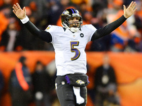 Watch: A look back: Joe Flacco's playoff run