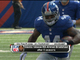 Watch: Giants release Ahmad Bradshaw