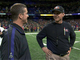 Watch: 'Sound FX': Harbaugh brothers meet pregame