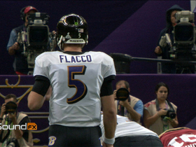 Watch: 'Sound FX': Ravens build momentum
