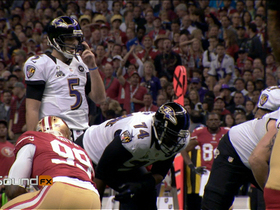 Watch: 'Sound FX': Ravens fly to an early start