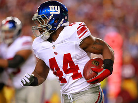 'Double Coverage': Giants half empty or half full?