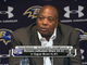 Watch: Ozzie Newsome on Flacco's future