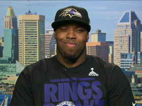 Video - Baltimore Ravens linebacker Terrell Suggs: Quarterback Joe Flacco deserves to get paid