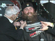 Watch: Keisel shaves beard at charity event