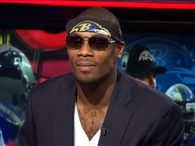 Watch: Jacoby Jones says Flacco deserved MVP