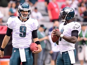 Video - Chip Kelly: Michael Vick and Nick Foles will compete for job