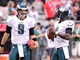 Watch: Kelly: Vick and Foles will compete for job