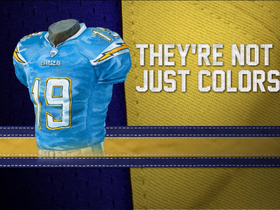 Watch: Evolution of the Chargers Colors