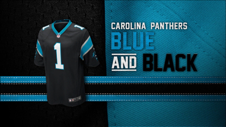 Evolution of the Panthers Colors - NFL Videos 6be06d29b