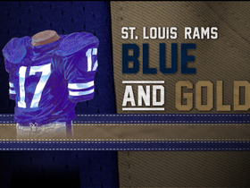 Watch: Evolution of the Rams Colors