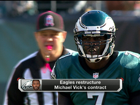 Video - Michael Vick contract details