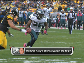 Video - Will Philadelphia Eagles head coach Chip Kelly's offense work in the NFL?