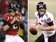 Watch: Difference between Ryan and Flacco