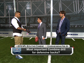 Watch: Most important combine drills