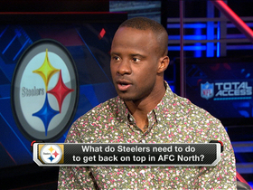 Video - Ike Taylor talks AFC North