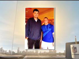 Video - Better defender: Yao Ming or Houston Texans defensive end J.J. Watt?