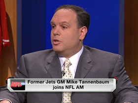 Video - Former GM Mike Tannenbaum reflects on time with New York Jets
