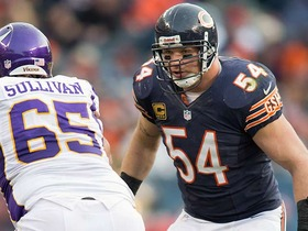 Video - Will Urlacher be a Bear?