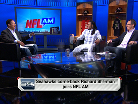 Video - Seattle Seahawks cornerback Richard Sherman shares inside look at his on-the-field chatter